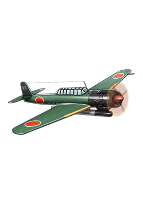 Tenzan (601 Air Group) 112 Equipment