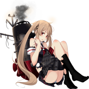 Murasame Kai Full Damaged