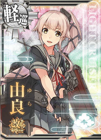 Yura Kai Ni Card