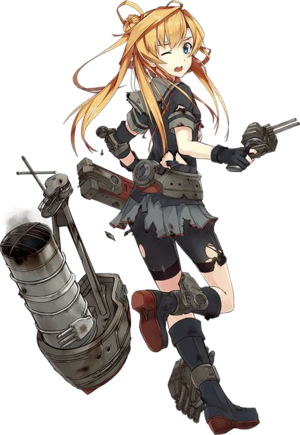 Abukuma Kai Ni Winter 2018 Event Full Damaged