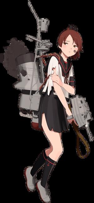 Shikinami Kai Ni Full Damaged