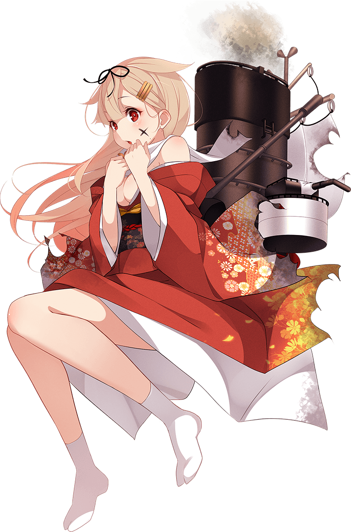 Yuudachi Kai Ni New Year Full Damaged