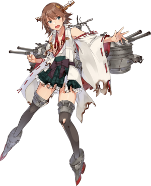 Hiei Kai Ni C Full Damaged