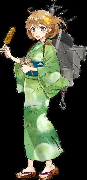 Oboro Yukata Full