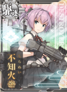 Shiranui Kai Ni Card