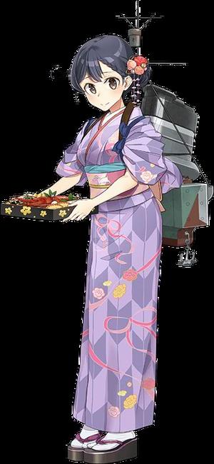 DD Ushio Kai Ni New Year 969 Full
