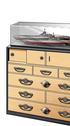 Submarine Carrier Drawer