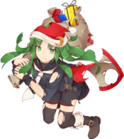 Nagatsuki Christmas Full Damaged