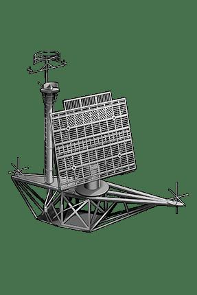 SK + SG Radar 279 Equipment