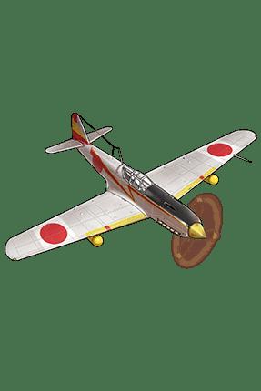 Type 3 Fighter Hien 176 Equipment