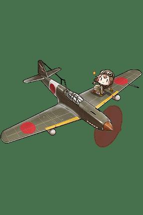 Type 3 Fighter Hien Model 1D 185 Full
