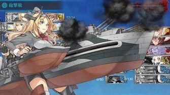 「艦隊これくしょん」Summer Event 2019 - E-3 Medium VS Anzio Princess battle