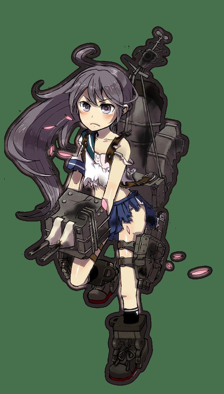 Akebono Full Damaged