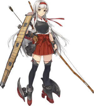 CV Shoukaku Kai Ni 461 Full