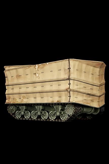 M4A1 DD 355 Equipment