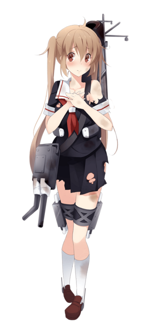 Murasame Full Damaged