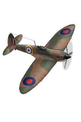 Spitfire Mk.I 250 Equipment