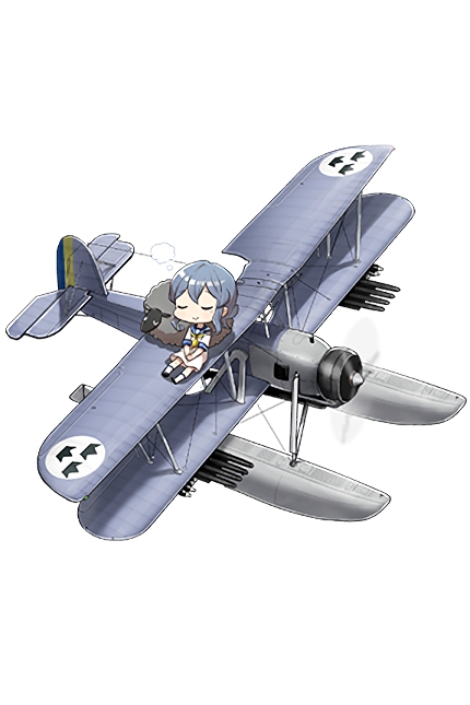 Swordfish Mk.III Kai (Seaplane Model) 368 Full