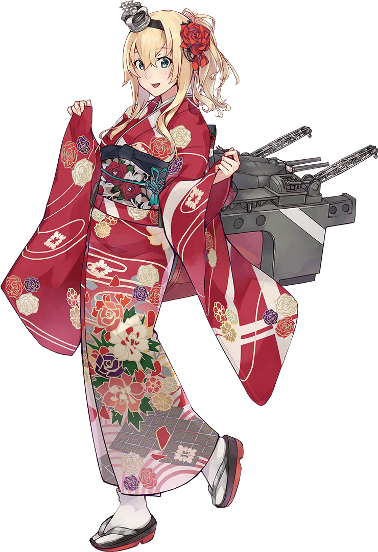 Warspite New Year Full