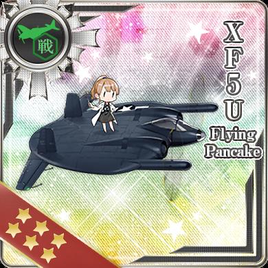 XF5U 375 Card
