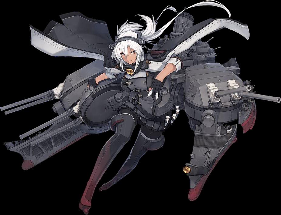 BB Musashi Kai Ni 546 Full