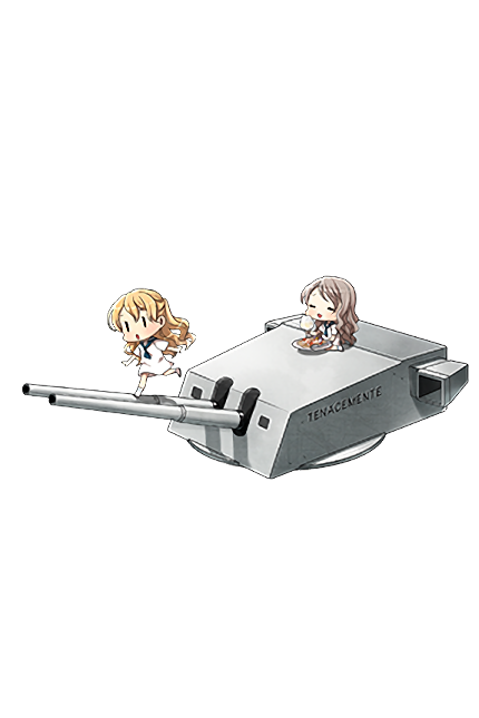 203mm 53 Twin Gun Mount 162 Full