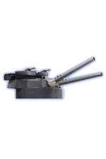 35.6cm Twin Gun Mount Kai Ni 329 Equipment