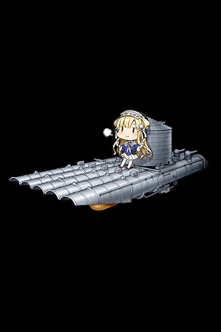 533mm Quintuple Torpedo Mount (Late Model) 376 Full