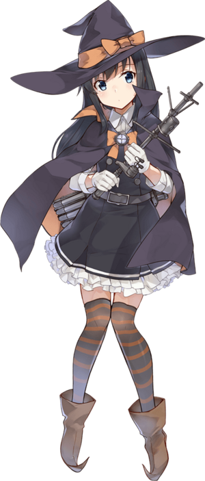 Asashio Kai Ni Halloween Full