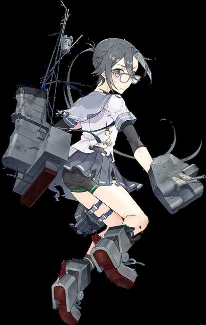 DD Amagiri 479 Full Damaged