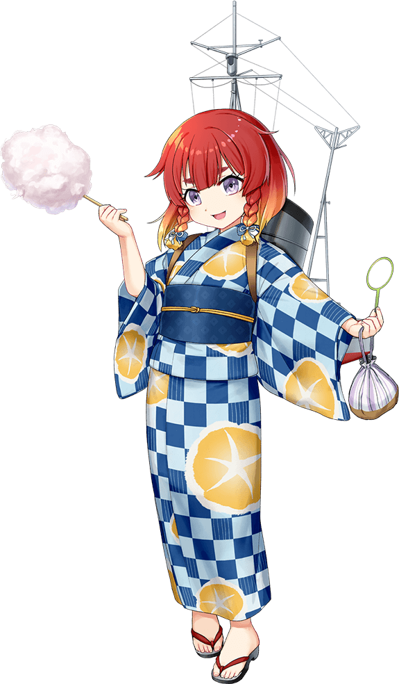 Etorofu Yukata Full