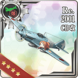 Re.2001 CB Kai 316 Card