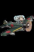 Zero Fighter Model 62 (Fighter-bomber Iwai Squadron) 154 Full