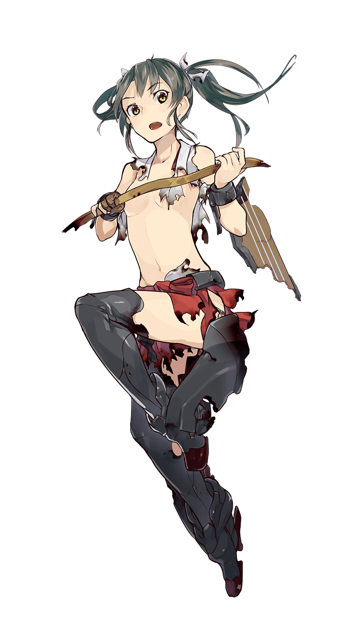Zuikaku Full Damaged