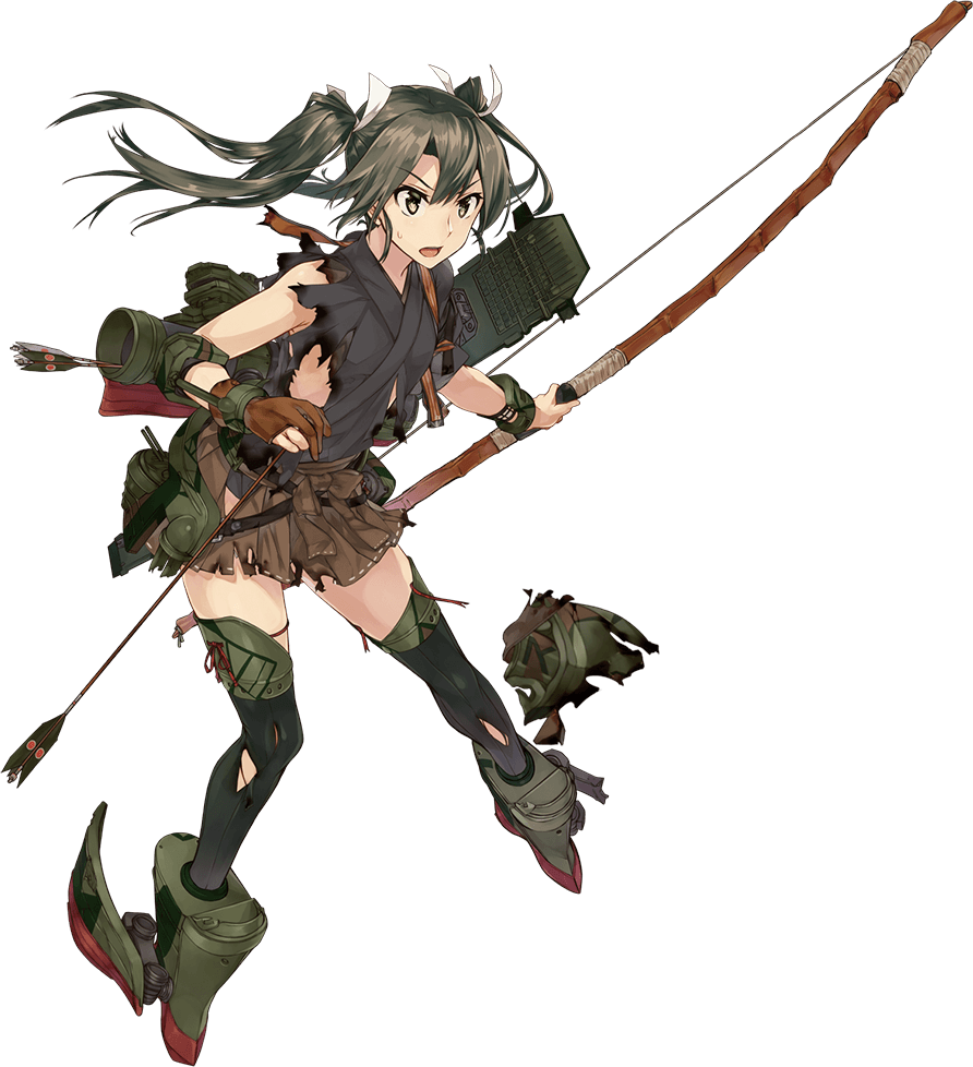 Zuikaku Kai Ni Full Damaged