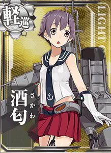 CL Sakawa 140 Card
