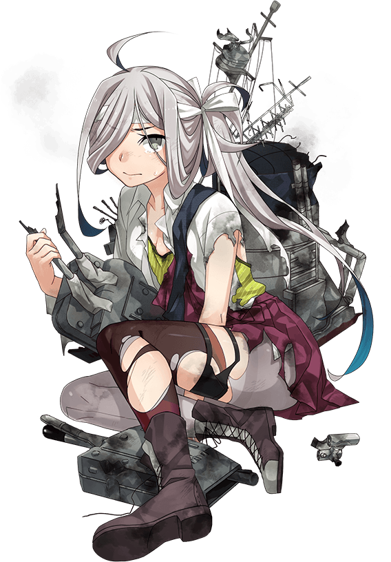 Asashimo Kai Full Damaged