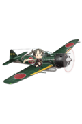 Zero Fighter Model 52A (w Iwamoto Flight) 156 Full