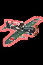 Tenzan Model 12A Kai (Skilled w Type 6 Airborne Radar Kai) 374 Full