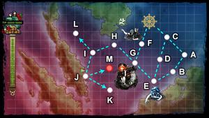Summer 2016 Event E-2 Map