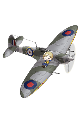 Spitfire Mk.IX (Skilled) 253 Full