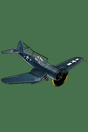 F4U-1D 233 Equipment
