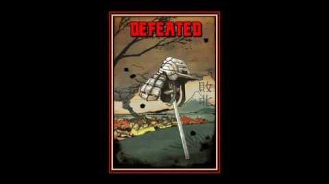Red Alert 3 Japan Defeat Music