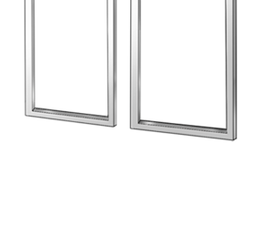 Simple window frame the no2