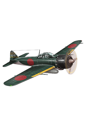 Type 0 Fighter Model 52 (Skilled) 152 Equipment