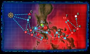 Hinamatsuri 2020 Mini-Event E-1 Map