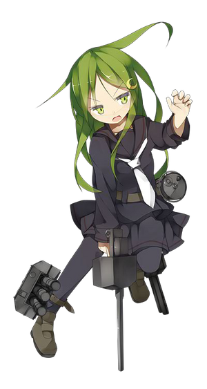 DD Nagatsuki 006 Full