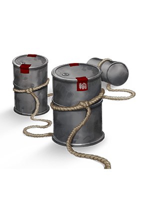 Drum Canister (Transport Use) 075 Equipment
