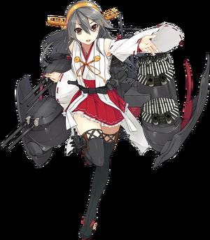 Haruna Kai Ni Full