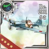 Re.2001 G Kai 188 Card